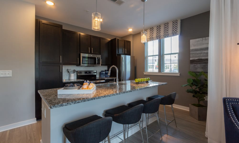 Alta Brighton Park offers a beautiful kitchen in Summerville, South Carolina