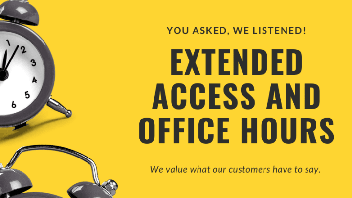 Office and Access Hours