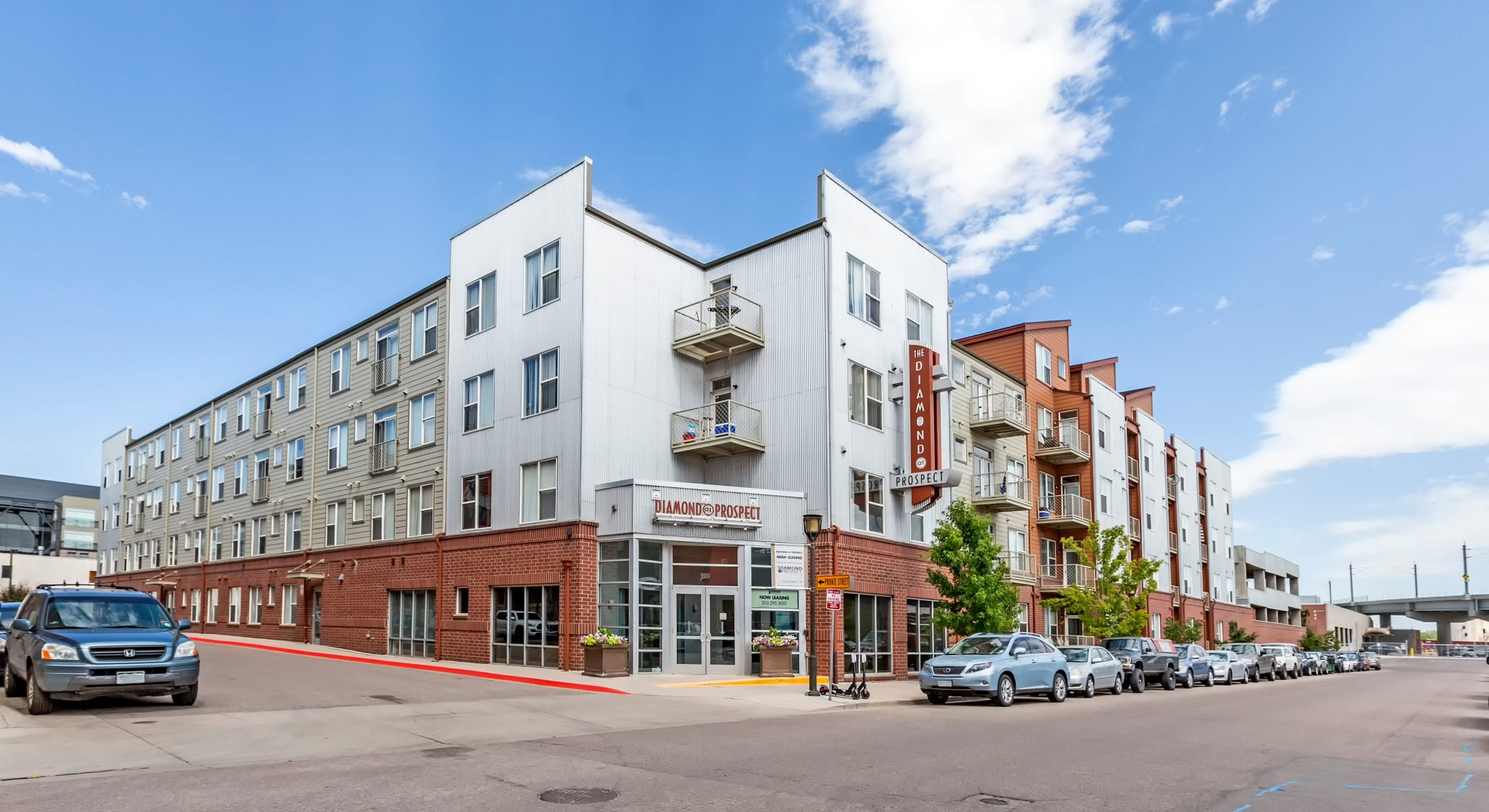 Welcome to Diamond at Prospect Apartments in Denver, CO