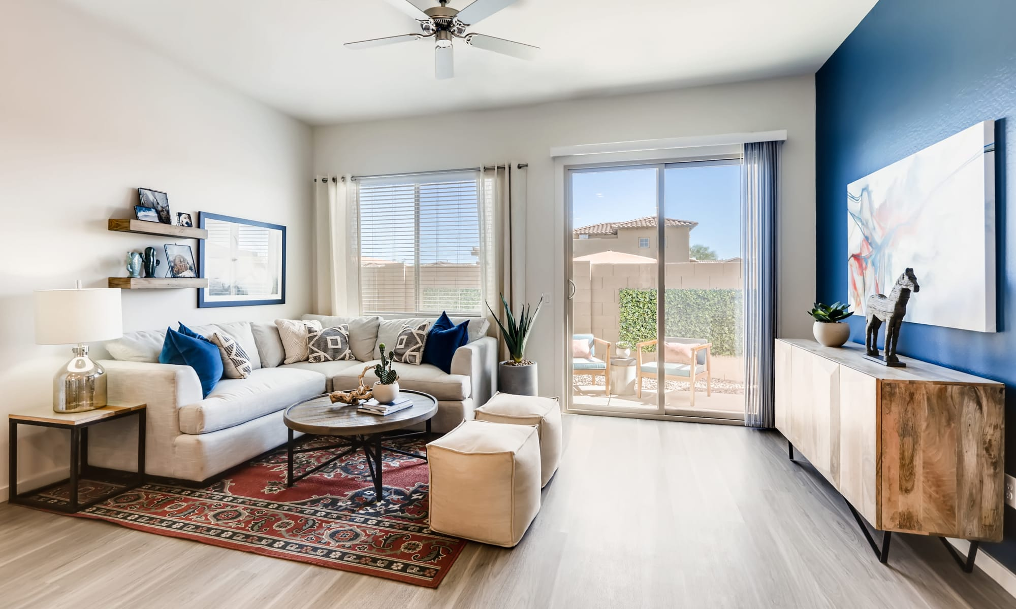 Apartment homes at Avilla Lago in Peoria, Arizona