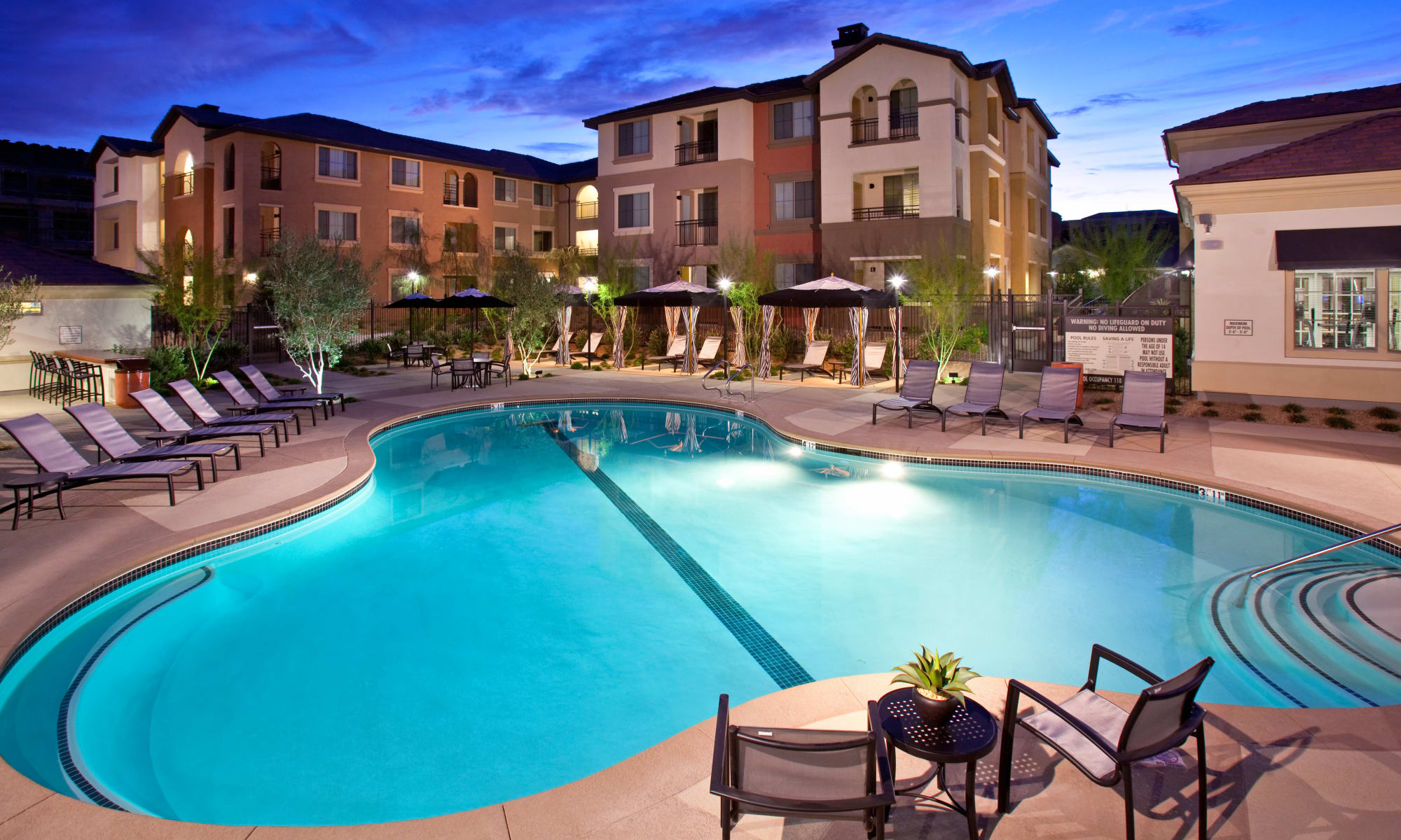 Learn more about our apartment community at Mountain Trails & Mountain Gate in Las Vegas