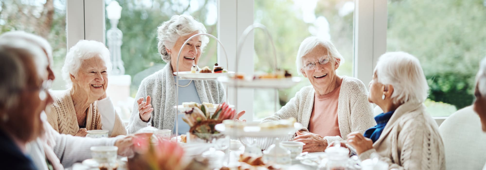 Lifestyle Options at Avenir Senior Living in Scottsdale, Arizona.