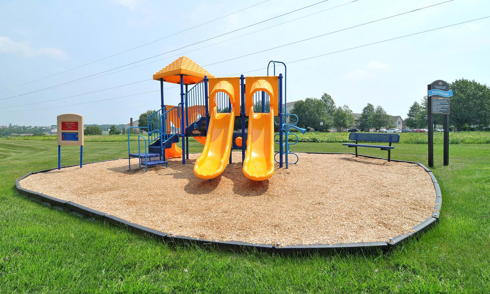 Playground at Montgomery Manor Apartments & Townhomes