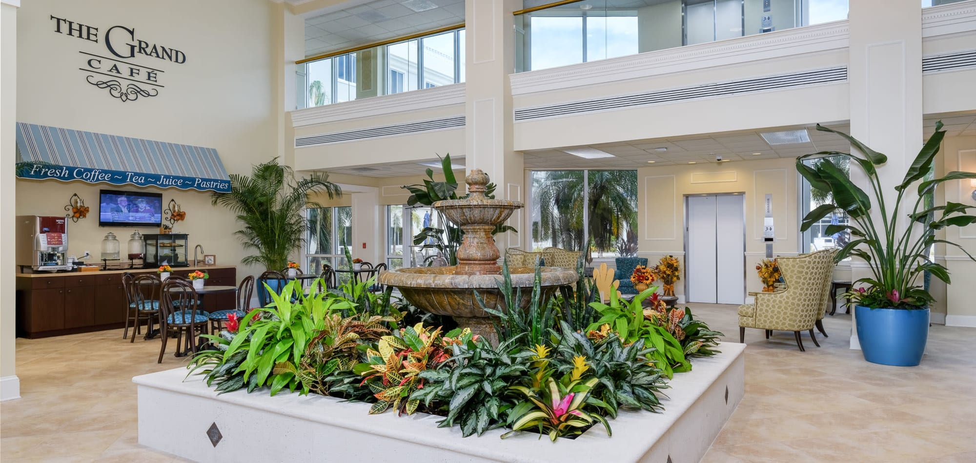 Grand Villa of Fort Myers in Florida senior living