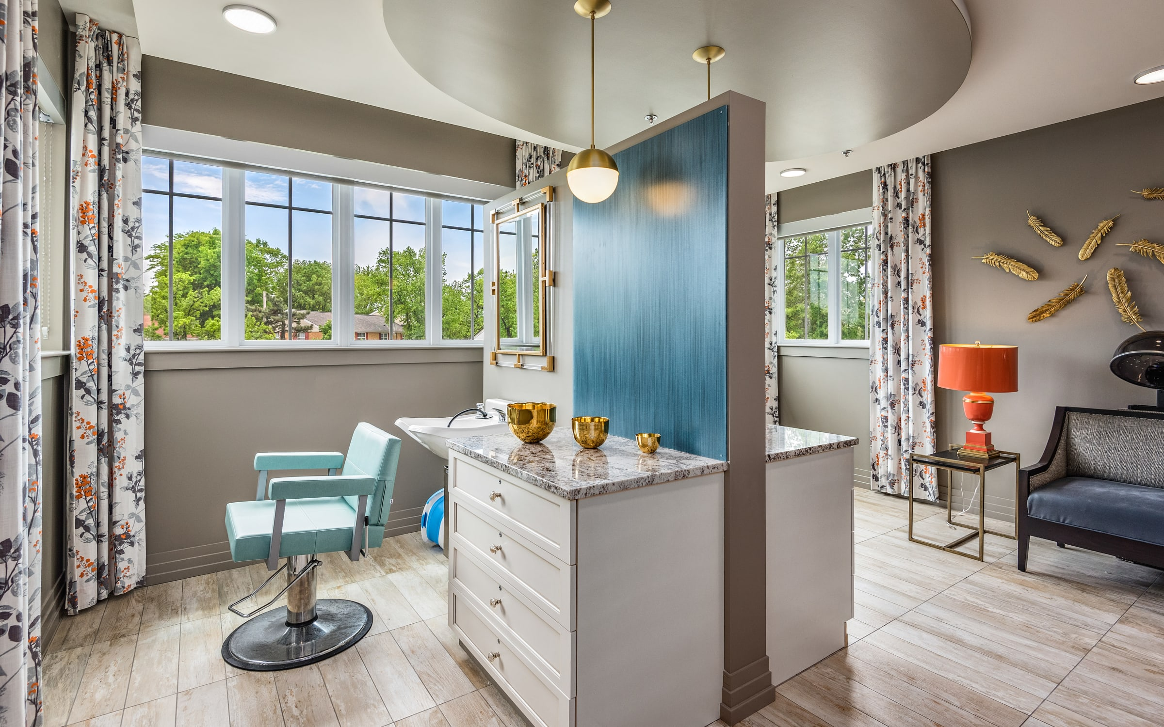Services and amenities at Anthology of Clayton View in Saint Louis, Missouri