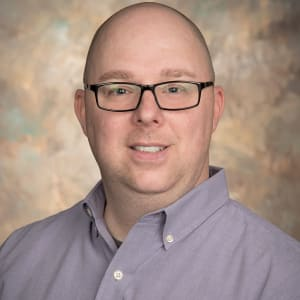 Chris Davis, Director of Rehabilitation at Belle Reve Senior Living in Milford, Pennsylvania