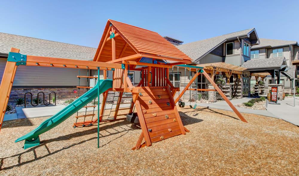 Playground at Timnath Trail