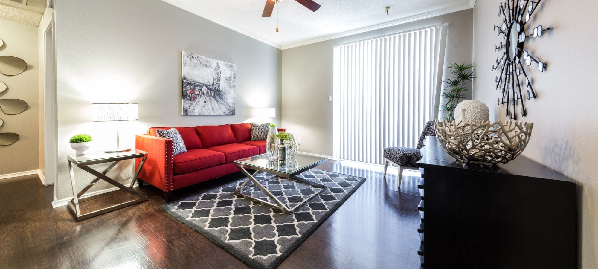 Floor plans at Marquis at Legacy in Plano, Texas
