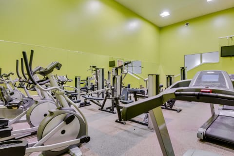 Fitness Center at Copperstone Apartment Homes in Everett, WA