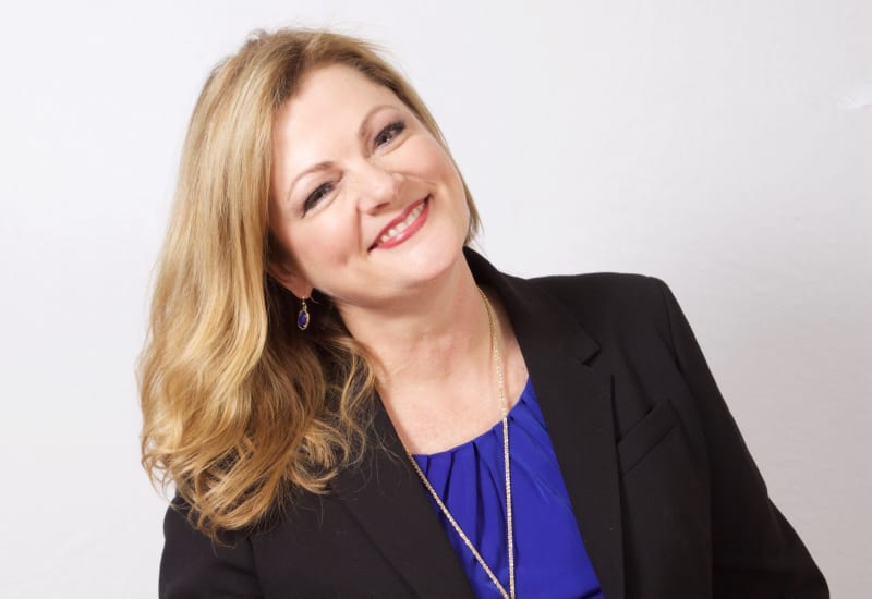 Karen Schrah at Harbor Group Management in Norfolk, Virginia
