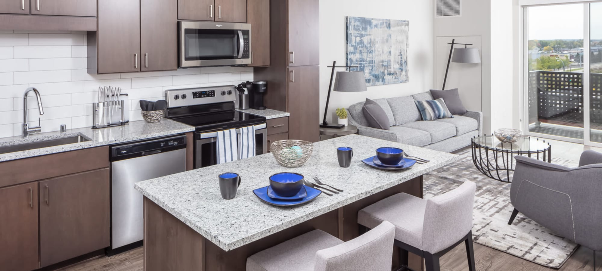Experience The Maven on Broadway | Luxury Apartments in Rochester, MN