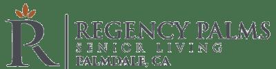 Regency Palms Palmdale Logo