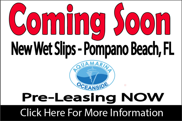 Aquamarina has a new marina coming soon