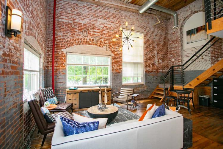 Newnan Lofts Apartment Homes for Rent in Downtown Newnan, GA