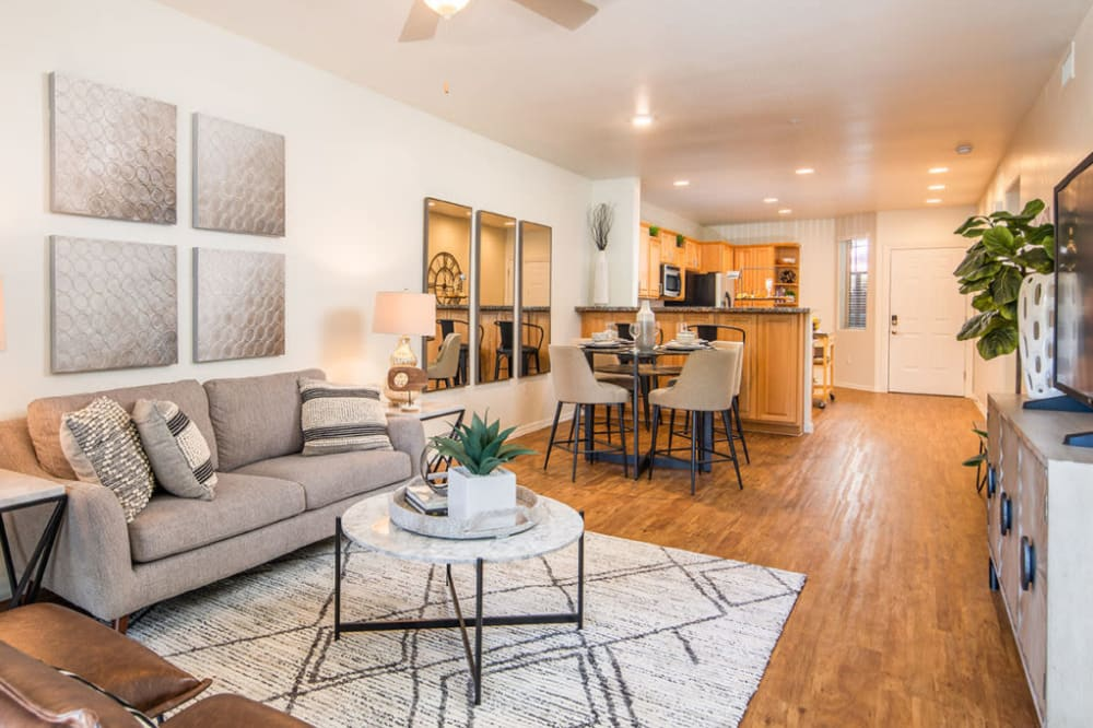 View the floor plans at The Fleetwood in Tempe, Arizona