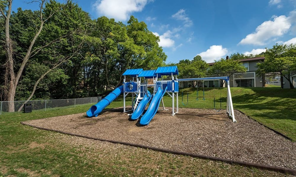 Playground at Nineteen North Apartments in Pittsburgh, Pennsylvania