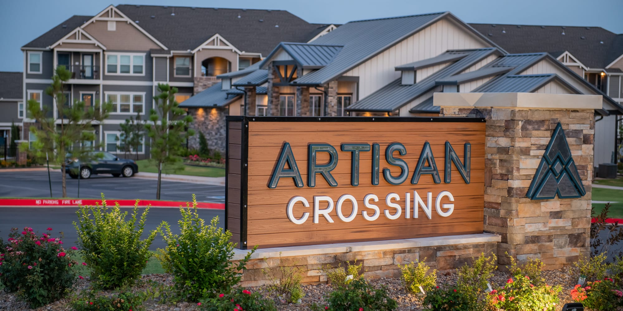Apartments at Artisan Crossing in Norman, Oklahoma
