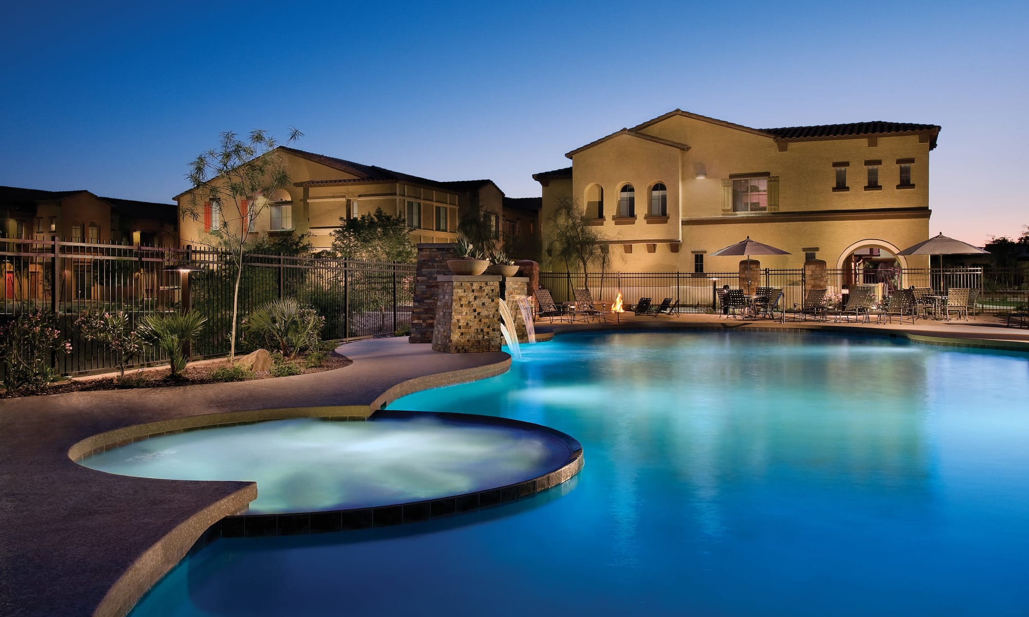 Townhomes at Ravenwood Heights in Tempe, Arizona