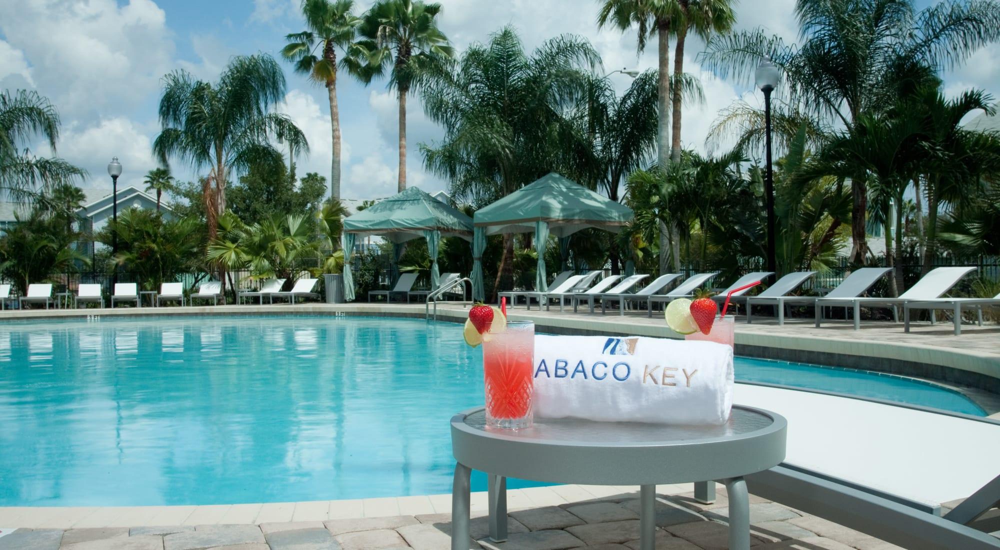 Apartments at Abaco Key in Orlando, Florida