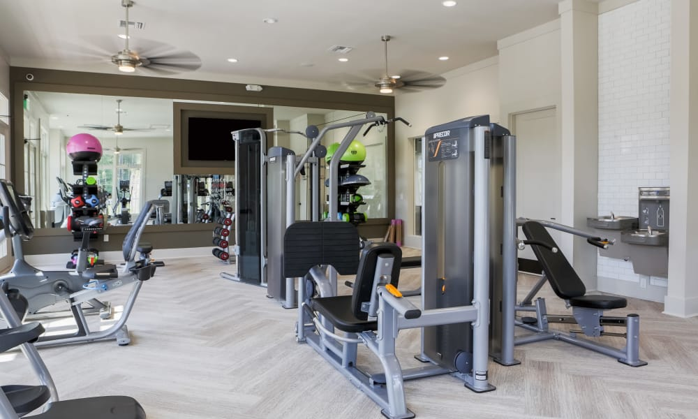 Alta Brighton Park offers a fitness center in Summerville, South Carolina