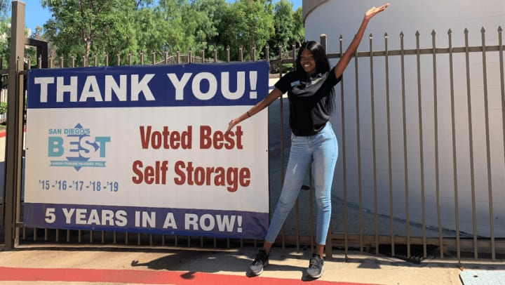 Nani Gach: Storage Consultant at Sorrento Valley Self Storage