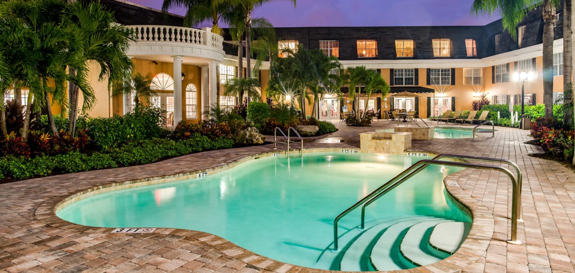 Grand Villa of Delray West in Florida senior living