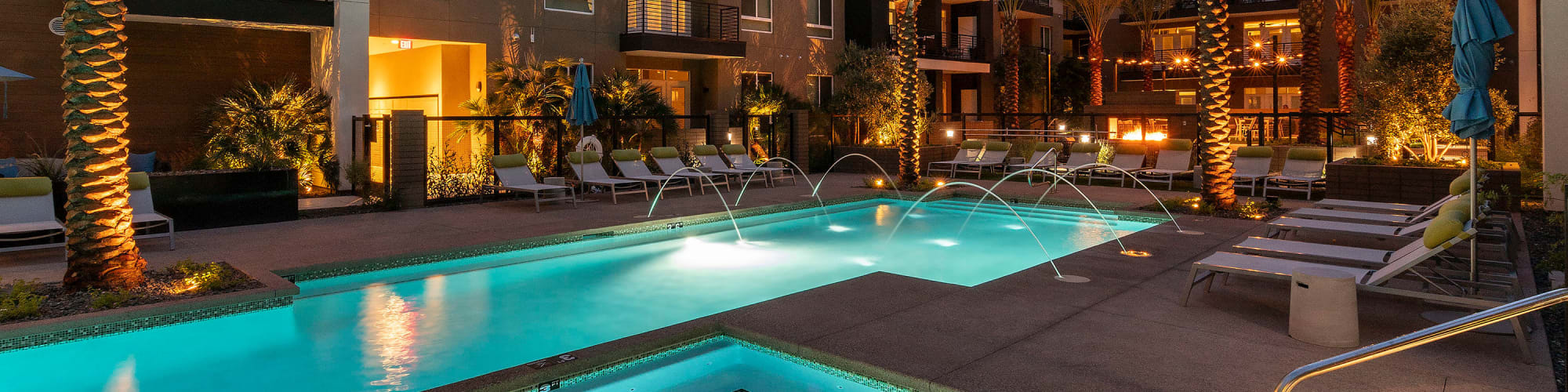 Amenities at Carter in Scottsdale, Arizona