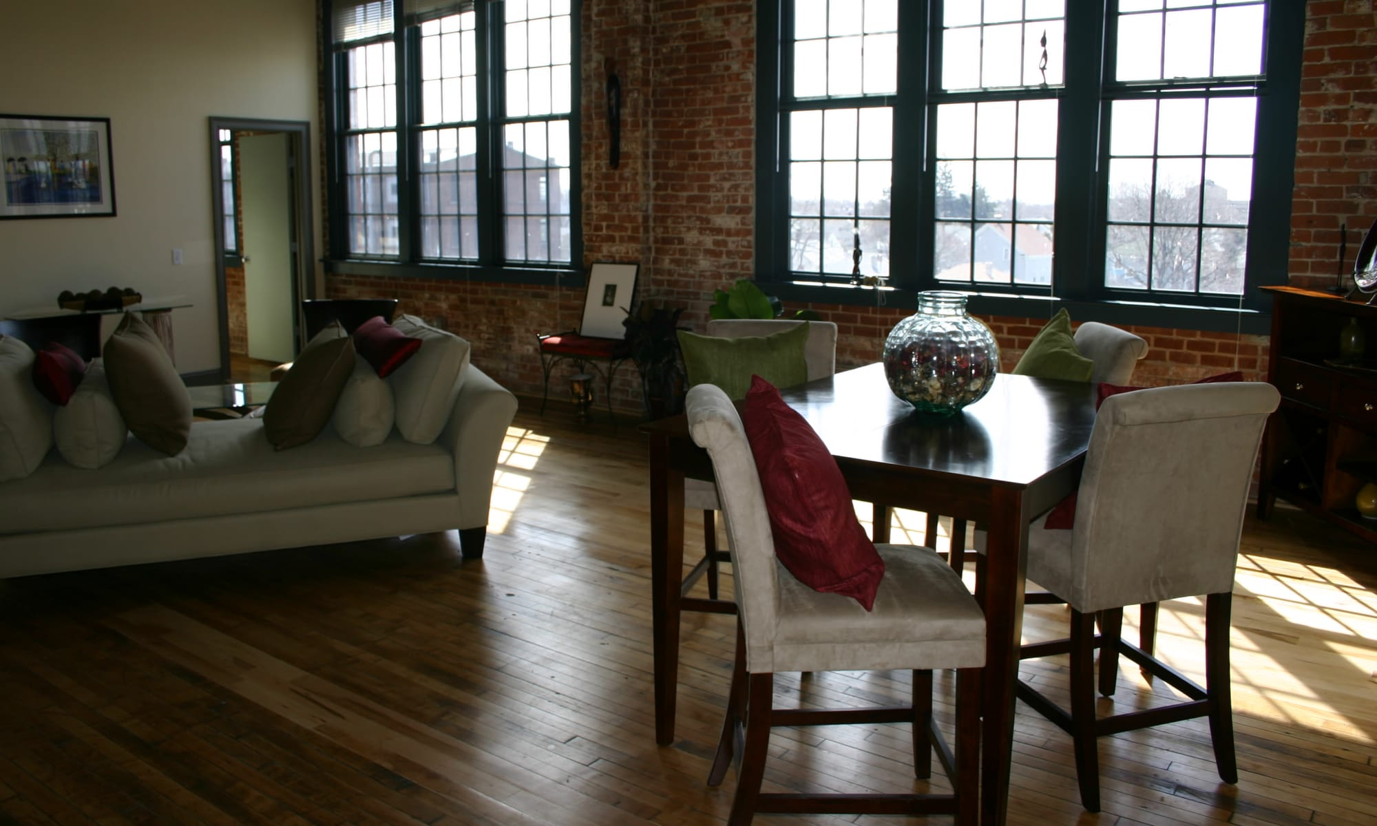 Apartments at Westfield Lofts in Providence, Rhode Island