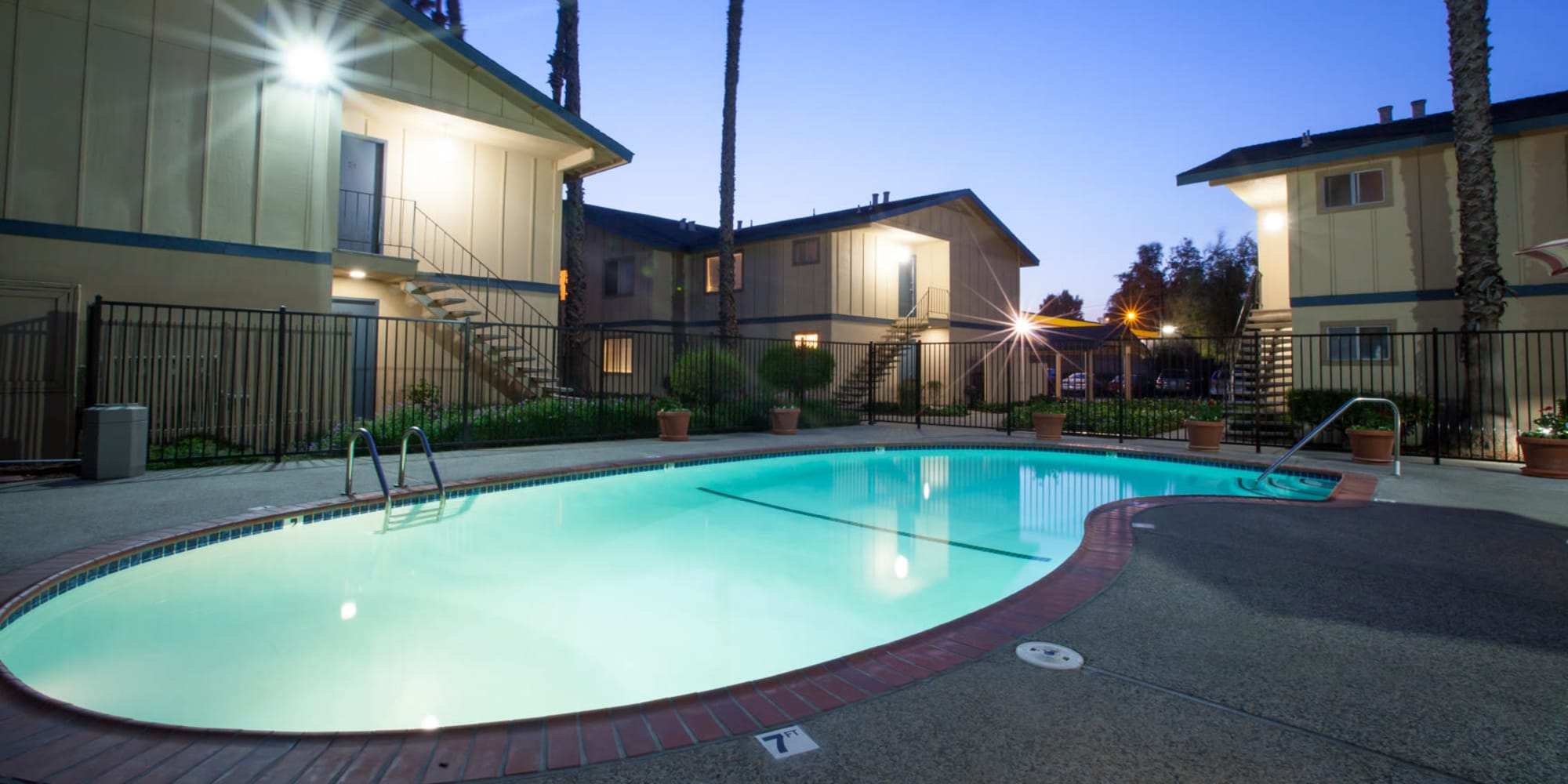 Cedartree Apartments in Santa Clara, California