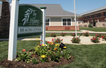 Link to Valley View Health Campus's The Willows at Willard location