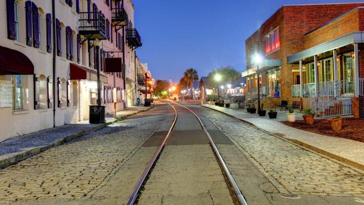 City photo near Olympus Fenwick in Savannah, Georgia