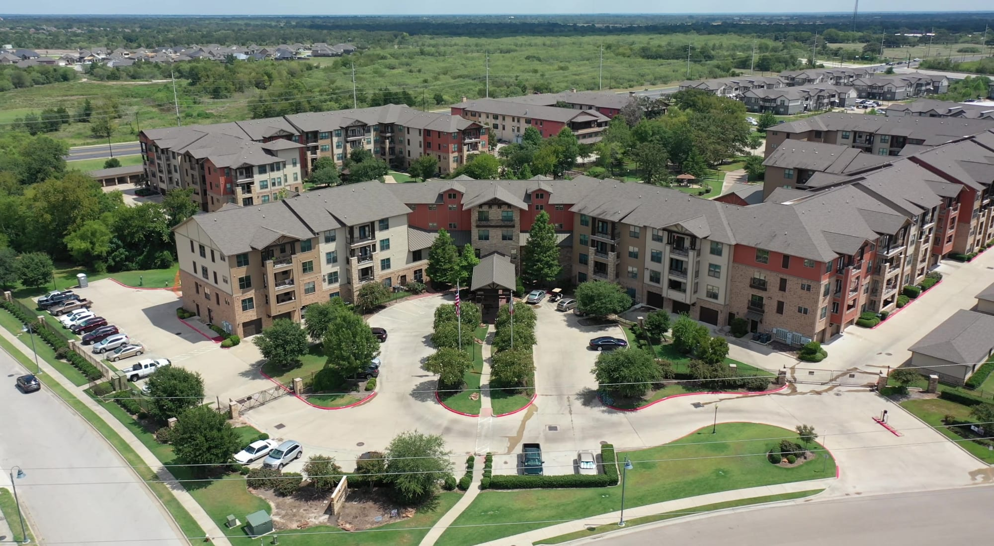 Senior living at Watercrest at Bryan in Bryan, Texas