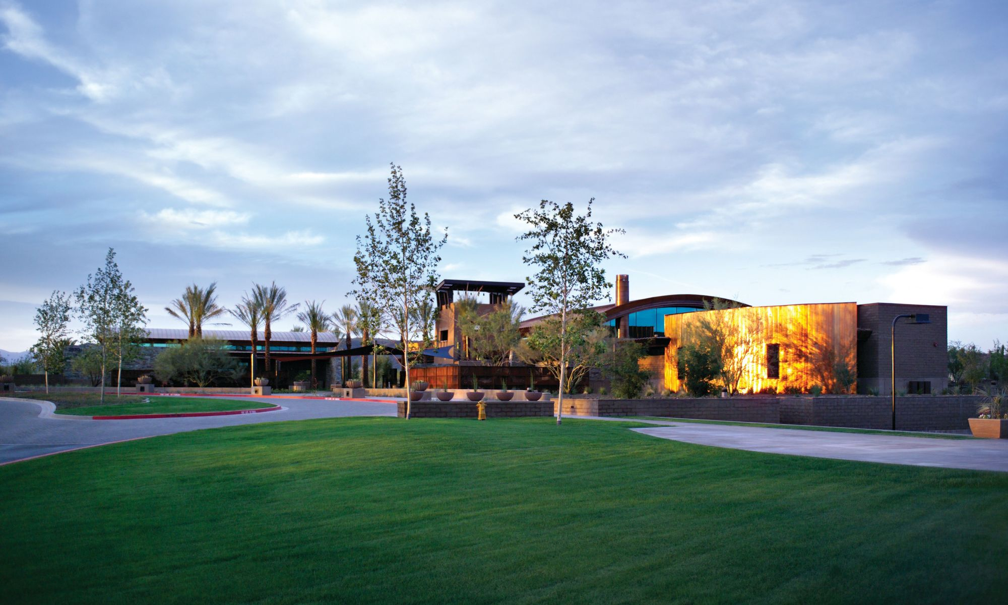 BB Living at Vistancia Townhomes in Peoria, Arizona