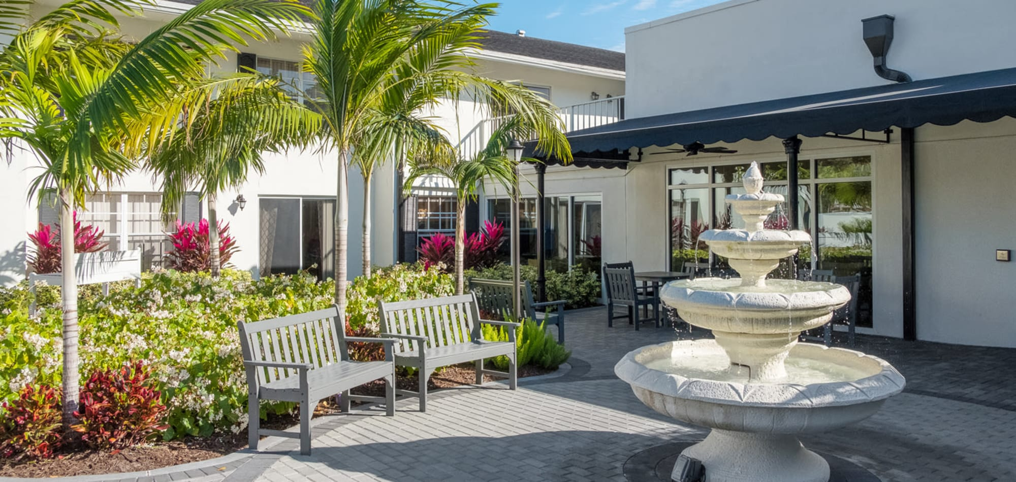 Grand Villa of Delray East senior living in Florida