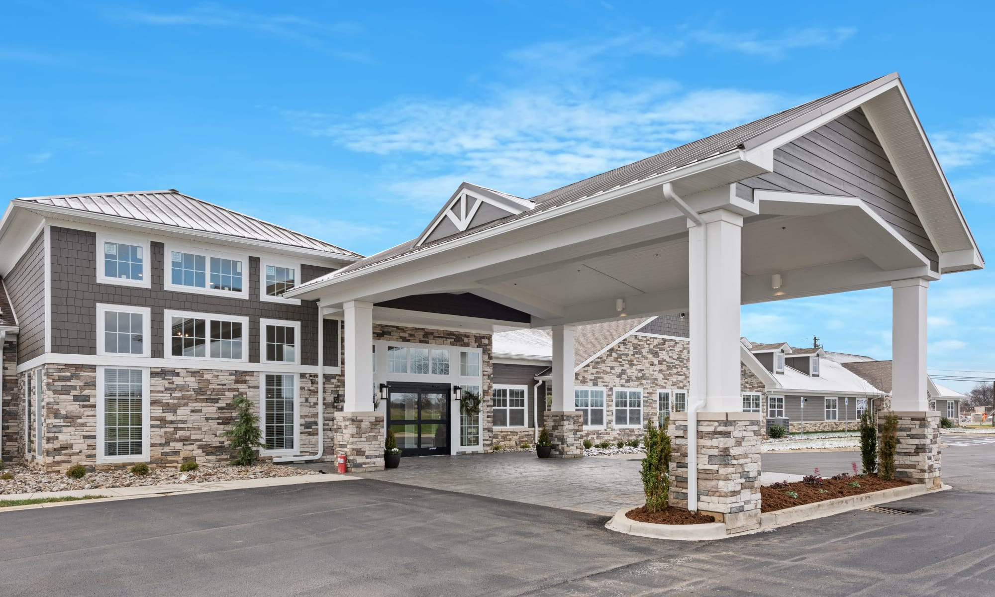 Senior living at Trilogy Health Services - Shelbyville in Shelbyville, Kentucky