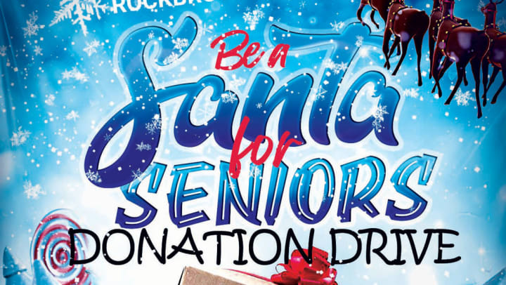 Santa for seniors donation drive at {{location_name}} in {{location_city}}, {{location_state_name}}