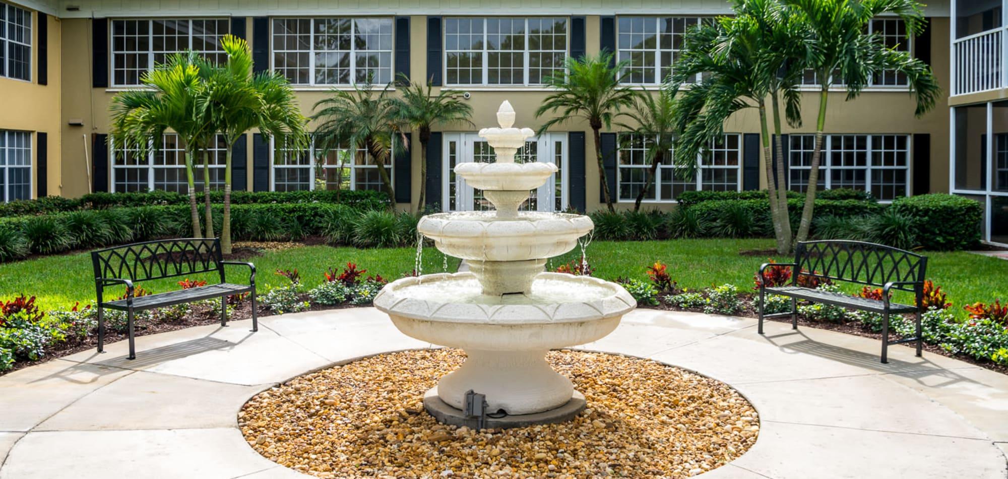 Senior living at Grand Villa of Delray West in Florida
