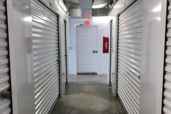 Safe self storage units for rent at All Seasons Self Storage in Little River,South Carolina