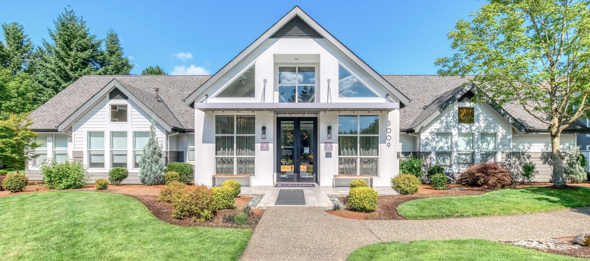Welcome to Centro Apartment Homes in Hillsboro, Oregon