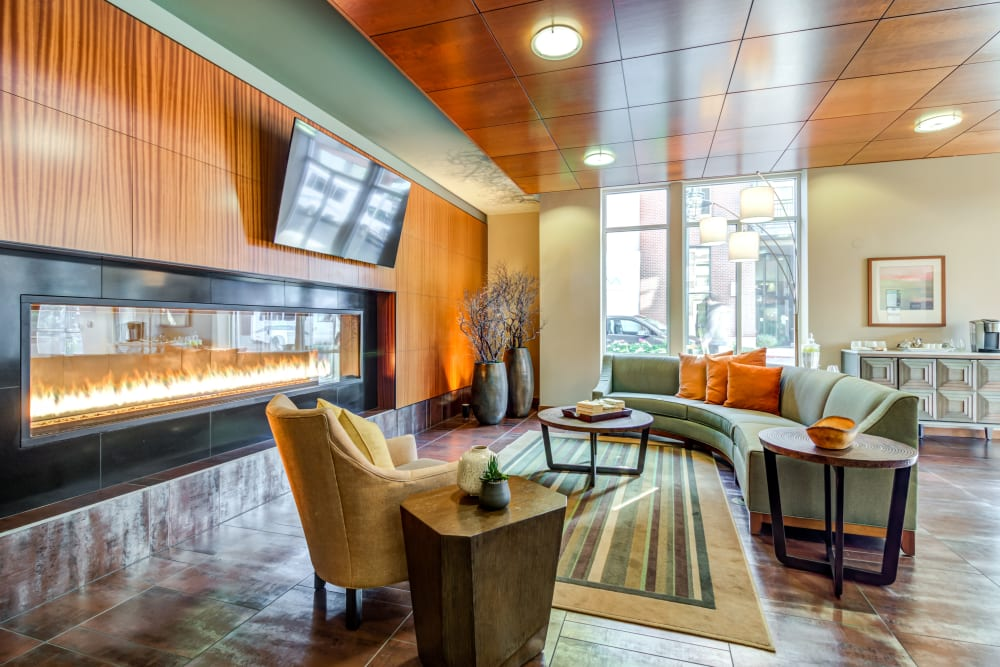 Our Apartments in Kirkland, Washington showcase a Beautiful Clubhouse