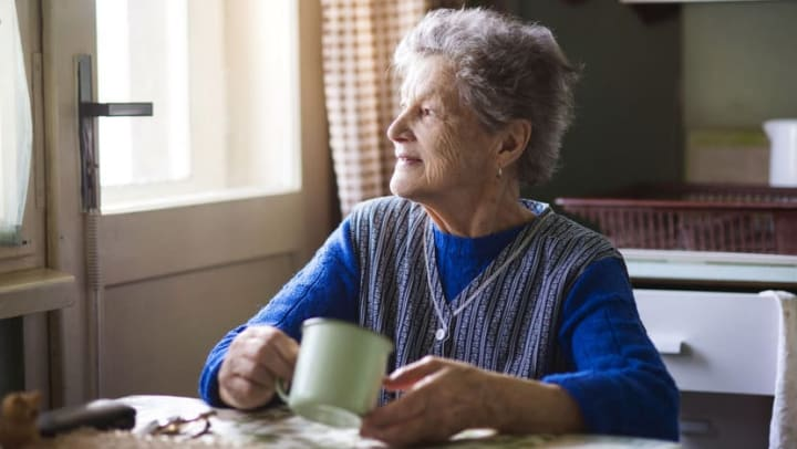 When an individual develops dementia, such as Alzheimer's disease, the question of staying at home takes on added significance.
