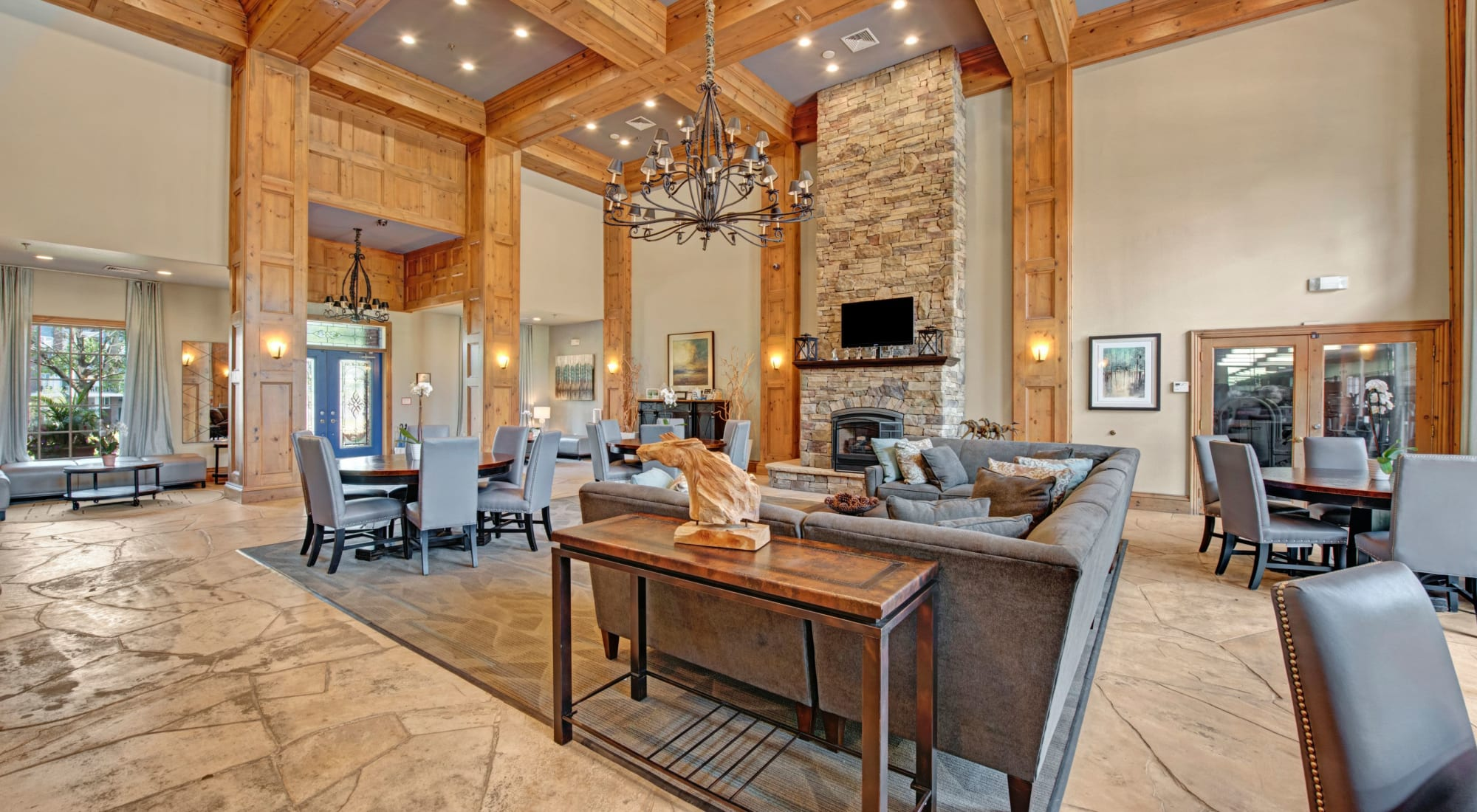 Schedule your tour of Woodway at Trinity Centre in Centreville, Virginia