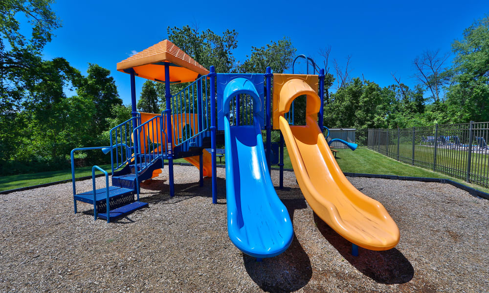 Playground in Harrisburg, PA offer a walking paths