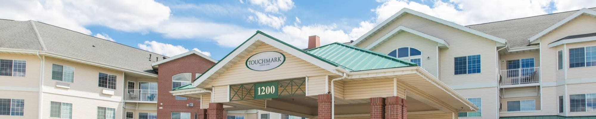The assisted living calendar from Touchmark at Harwood Groves in Fargo, North Dakota