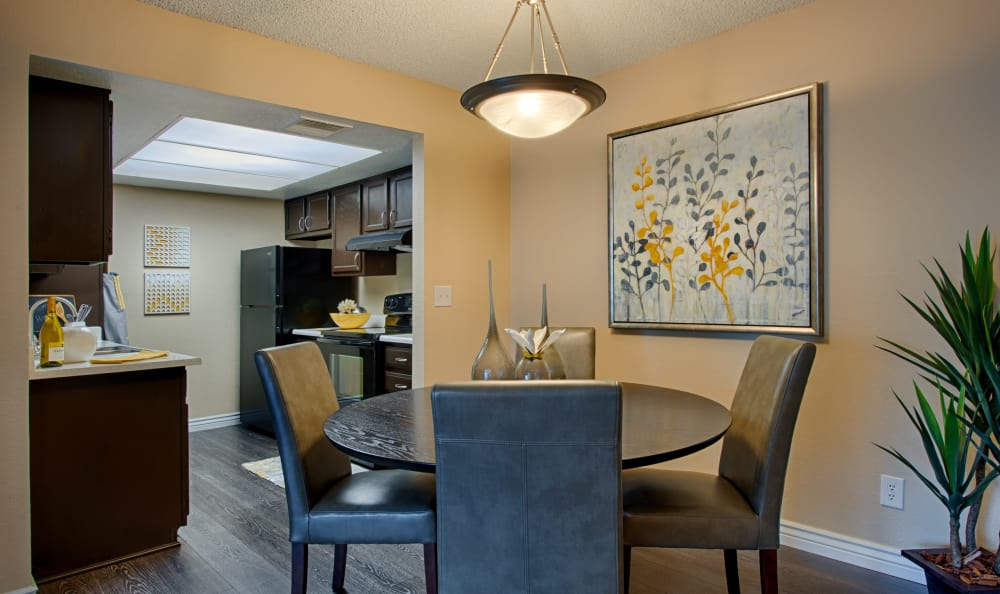 Dining room at  Avana McCormick Ranch Apartments in Scottsdale, AZ