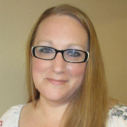 Carrie Wilson, Director of Operations of The Keystones of Cedar Rapids in Cedar Rapids, Iowa