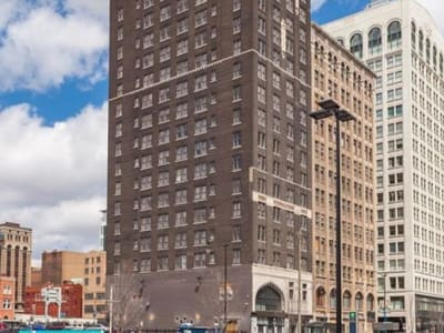 Visit the resident portal for Briggs Houze apartments in Detroit, Michigan