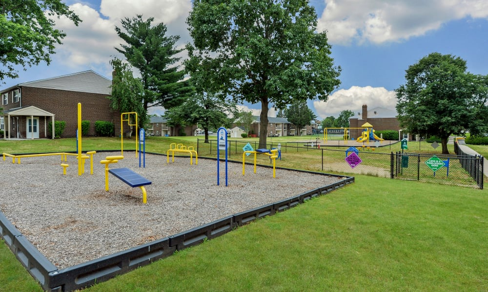 Playground at Lumberton Apartment Homes in Lumberton, NJ