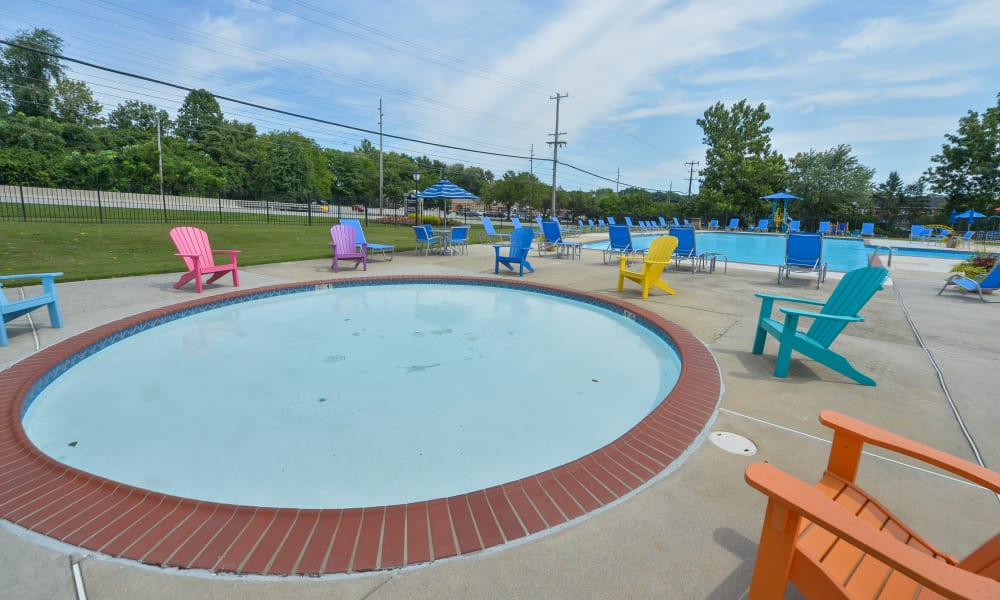 Children's Pool at Marchwood Apartment Homes