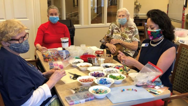 Assisted Senior Living Facility |Denver - Eastern Star Masonic Retirement Campus